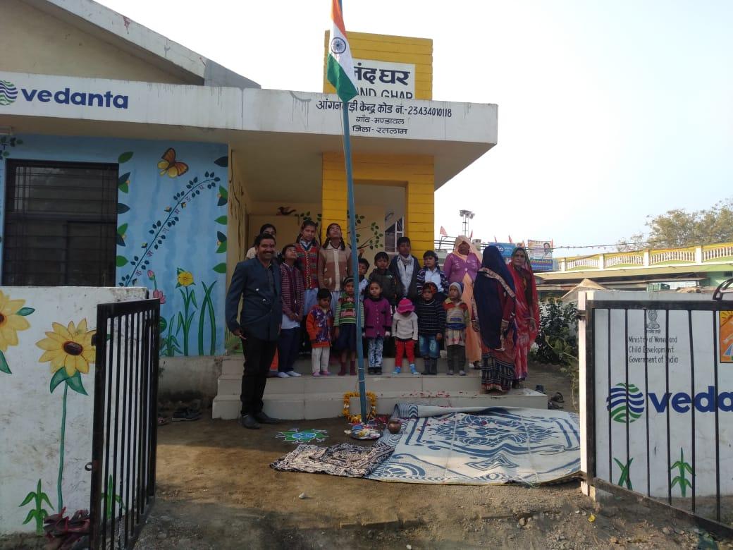 Sewa Sarthak Kalyan Samiti | Project Nand Ghar